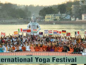 Annual International Yoga Festival in Rishikesh – India