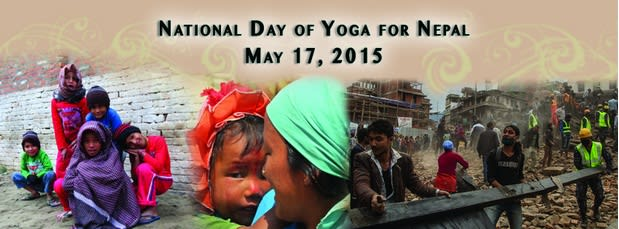 National Day of Yoga for Nepal