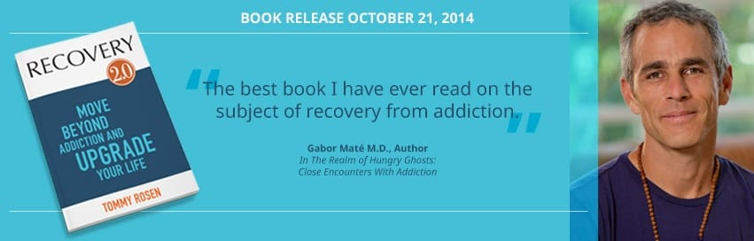 tommy rosen recovery book