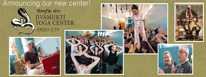 jivamukti yoga center