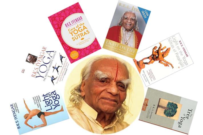 Yoga Books by BKS Iyengar