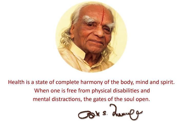 bks iyengar quote