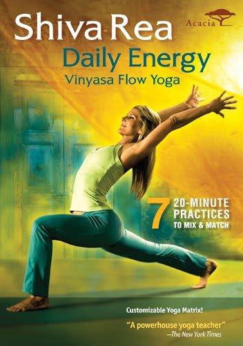 shiva rea yoga dvd