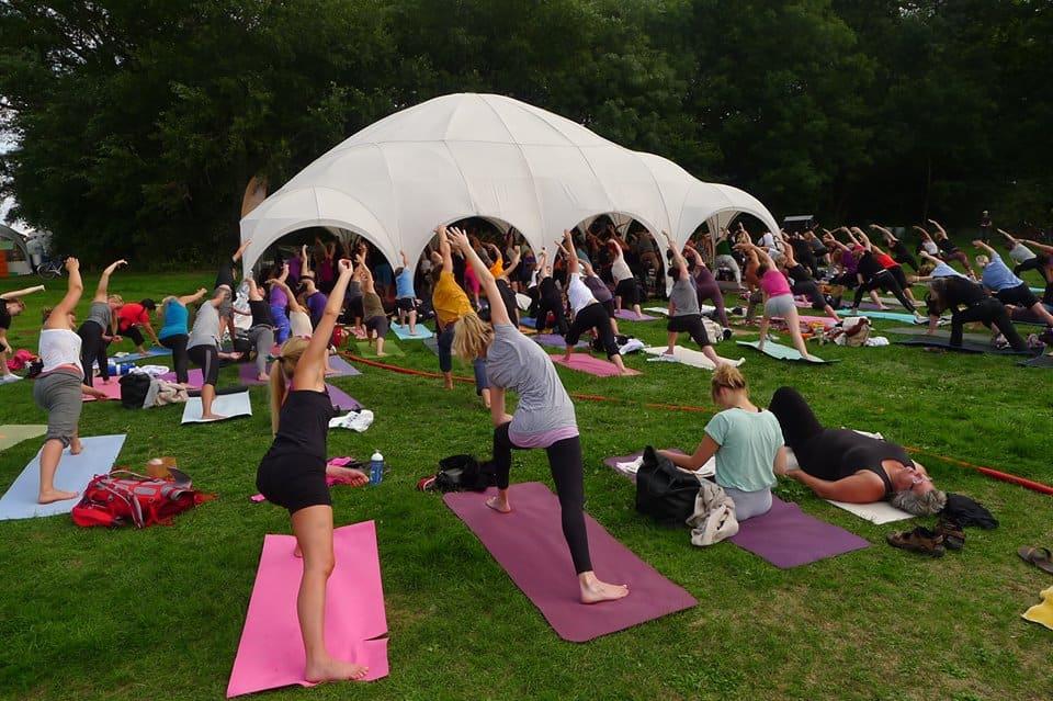 Copenhagen Yoga Festival 2013