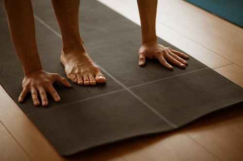 yoga and plantar fasciitis