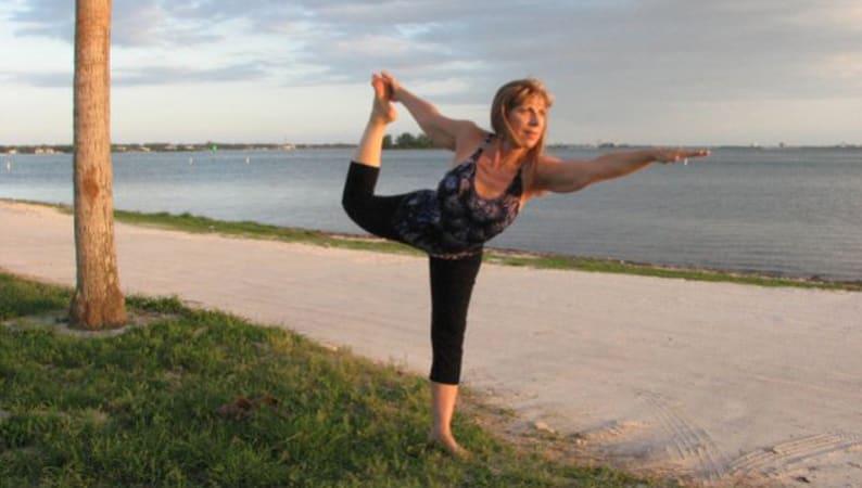 Cindy Bartz - Yoga pose Practice
