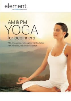 Element- AM & PM Yoga for Beginners