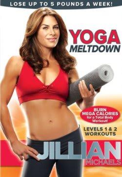 Jillian Michaels-Yoga Meltdown