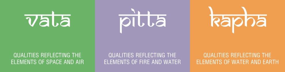 Vata - Pitta - Khapha