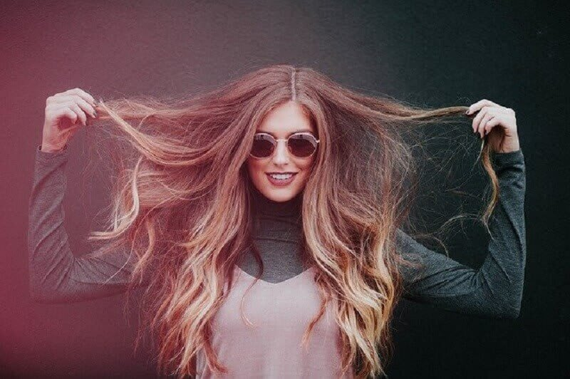 lively And Vibrant Skin & Hair