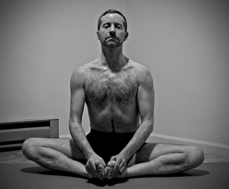 Bound Angle Pose (Baddha Konasana)