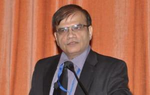 Dr Mrugesh Vaishnav