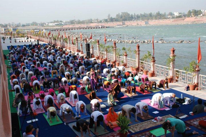 yoga festival image