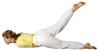 Learn about Salabhasana (Locust Pose) & their Benefits