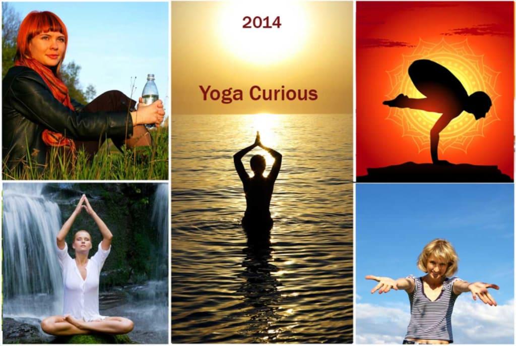 Yoga Curious New Year