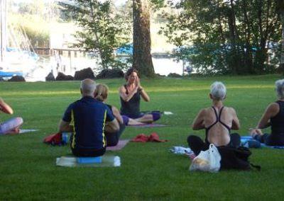 Yogart am See – Sommer 2019