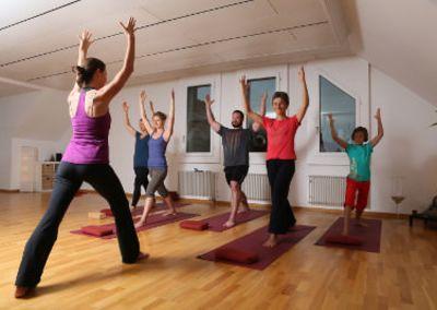 Yoga für Einsteiger – Wetzikon – mit Iris Stadelmann – ab 12. Januar 2015 – mehr Infos …