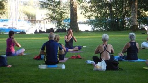 Yoga am See – Sommer 2016