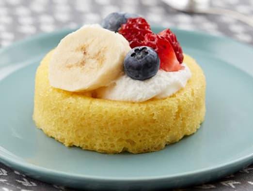 Whips! Fruit Shortcakes