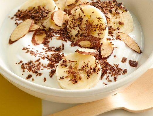 Banana Nut Coconut Yogurt Bowl
