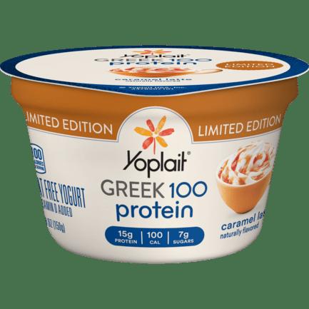 YG100 Protein Caramel Latte
