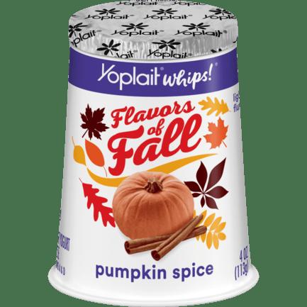 Whips! Pumpkin Spice