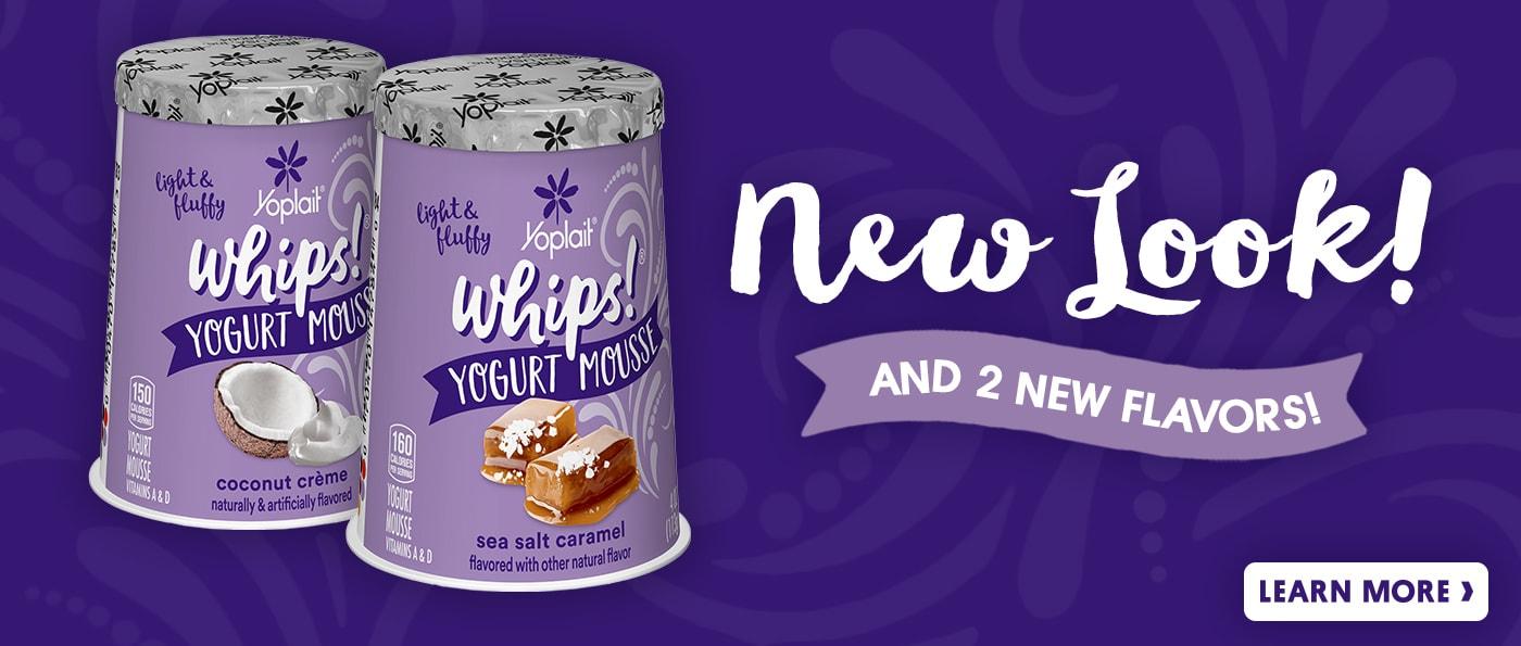 New Whips!