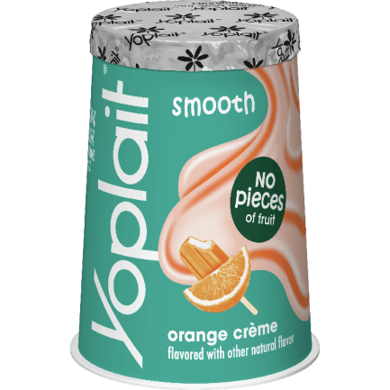 Orange Crème