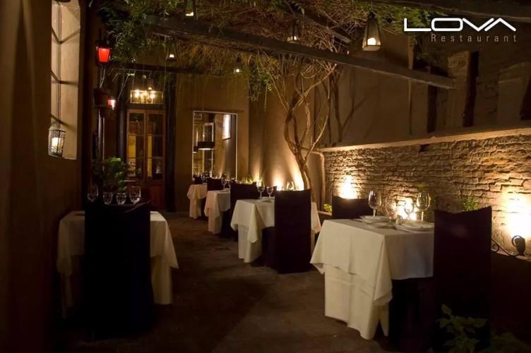 Lova Restaurant Restaurante