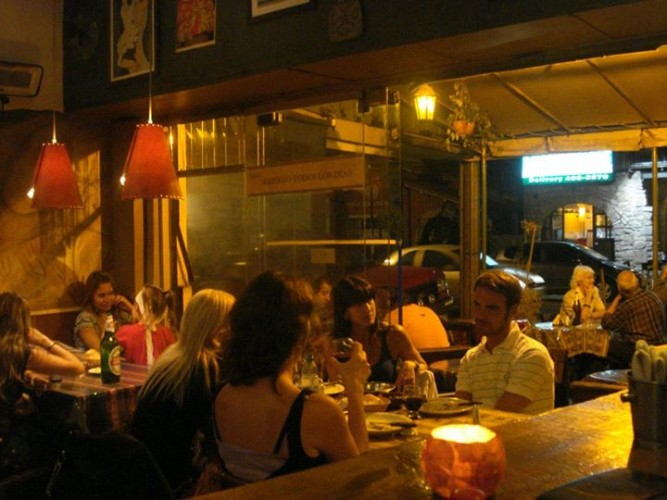 Parrilla Huija Parrilla Restaurante