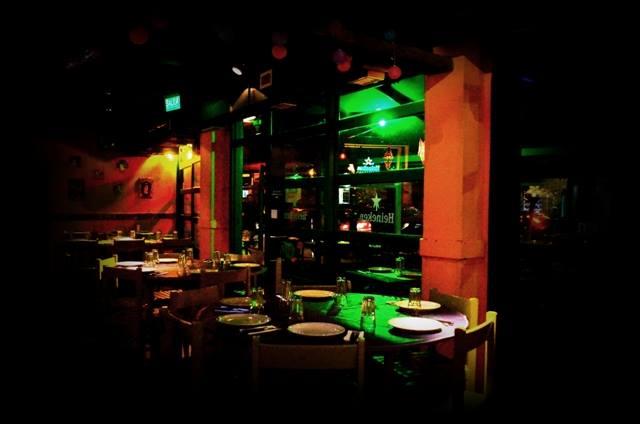 Tijuana Pizza Bar Bar