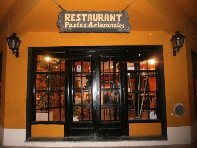 DE LA OSTIA Restaurante