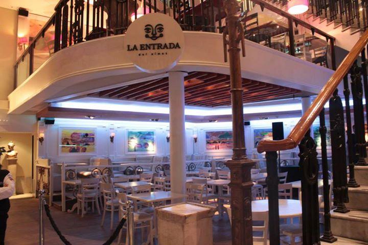 La Entrada del Olmos Restaurante