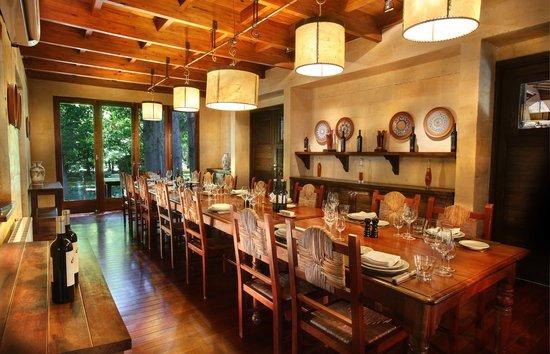 Casa del Visitante Restaurante