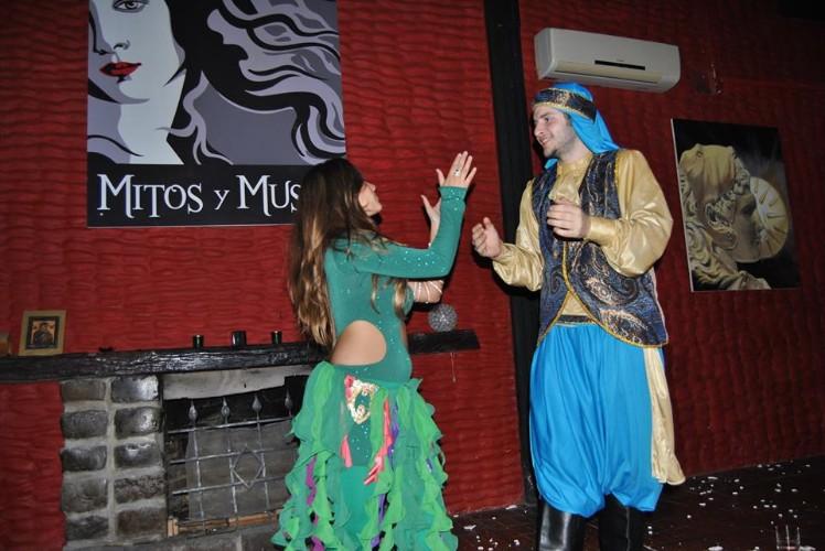 Mitos y Musas Restaurante