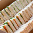 Vaucluse - Assorted triangle sandwiches (48)