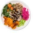Veggie Vibes- Small Poke bowls (24oz)