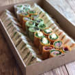 Diamond Bay - Assorted wraps and sandwiches (52pcs)