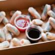 Chatswood - Chicken rice paper rolls (30)