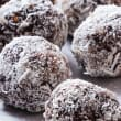 Chocolate Fudge Truffles (df) (10)