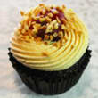 Peanut butter Jelly cupcake