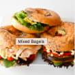 Mixed Gourmet Bagels