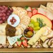 Signature cheese platter