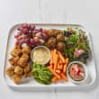 Vegan & Gluten Free Asian Finger Food Platter