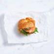 Premium mini French croissant (cold)