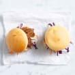 Gluten free brioche sliders