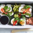 Nori rolls platter (DF) (pp) (After 11 am)
