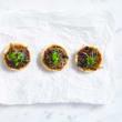 Mushroom & sage tartlet (cold)