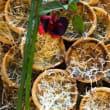 Wild mushroom tartlet