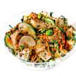 Spicy kale chicken platter